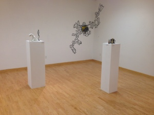 Turn on Images to View 'Jungle Jim' @ William Platz Gallery